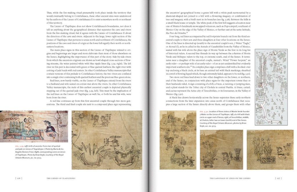 The Lienzo of Tlapiltepec: A Painted History from the Northern Mixteca, edited by Arni Brownstone
