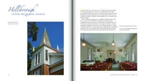Legacy of Faith: Rural Methodist Churches in North Carolina by Laura A.W. Phillips