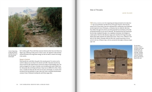 The Great Inka Road: Engineering an Empire, edited by Ramiro Matos and Jose Barreiro