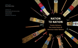 Nation to Nation: Treaties Between the United States and American Indian Nations, edited by Suzan Shown Harjo