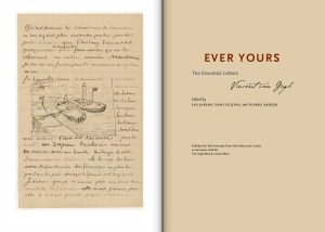 Ever Yours: The Essential Letters by Vincent Van Gogh, edited by Leo Jansen, Hans Luijten, and Nienke Bakker
